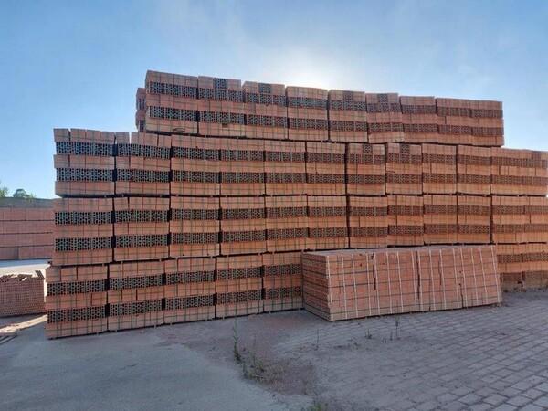 30#5783 Stock di mattoni forati in vendita - foto 6