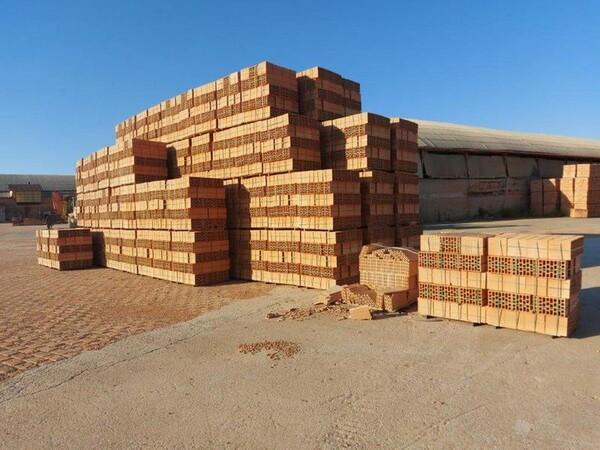 30#5783 Stock di mattoni forati in vendita - foto 7