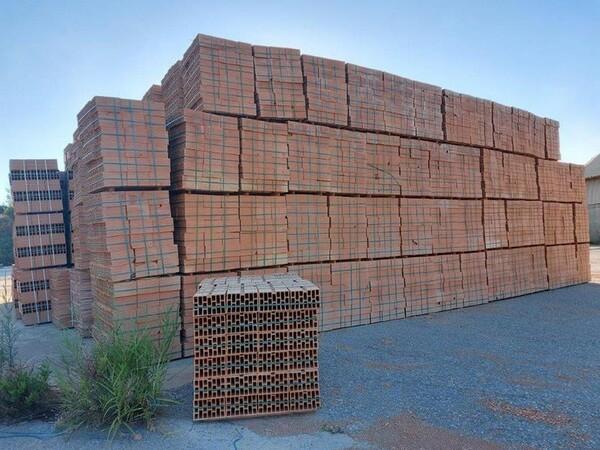 30#5783 Stock di mattoni forati in vendita - foto 8