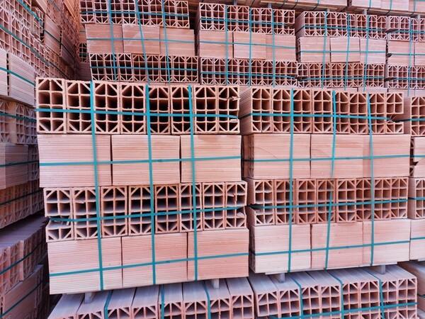 30#5783 Stock di mattoni forati in vendita - foto 9
