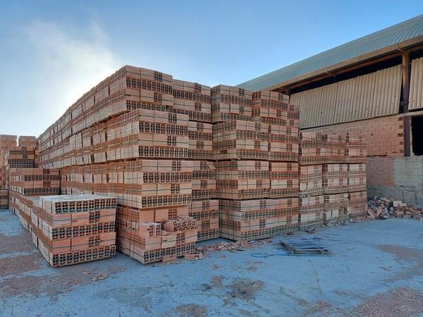 30#5783 Stock di mattoni forati in vendita - foto 10