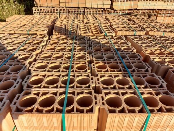 30#5783 Stock di mattoni forati in vendita - foto 12