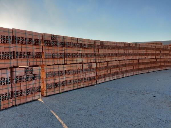 30#5783 Stock di mattoni forati in vendita - foto 14