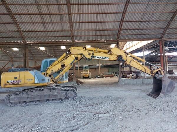 4#5783 Escavatore cingolato New Holland in vendita - foto 4