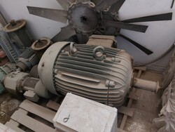 Motor and rectifier for rolling mill - Lot 46 (Auction 5783)