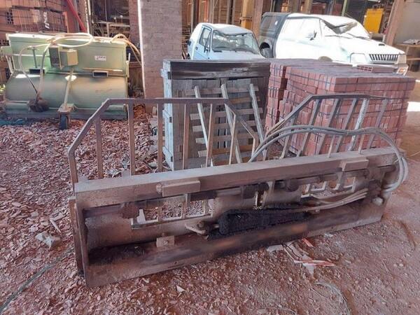 6#5783 Muletto CESAB compreso di forca in vendita - foto 4