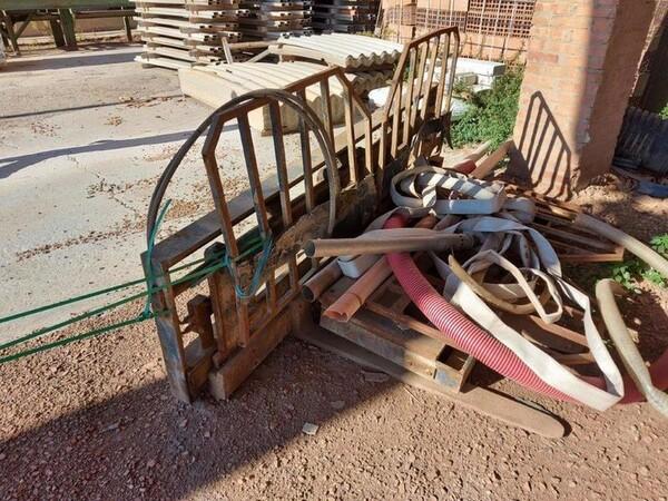 6#5783 Muletto CESAB compreso di forca in vendita - foto 5