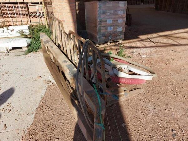 6#5783 Muletto CESAB compreso di forca in vendita - foto 7