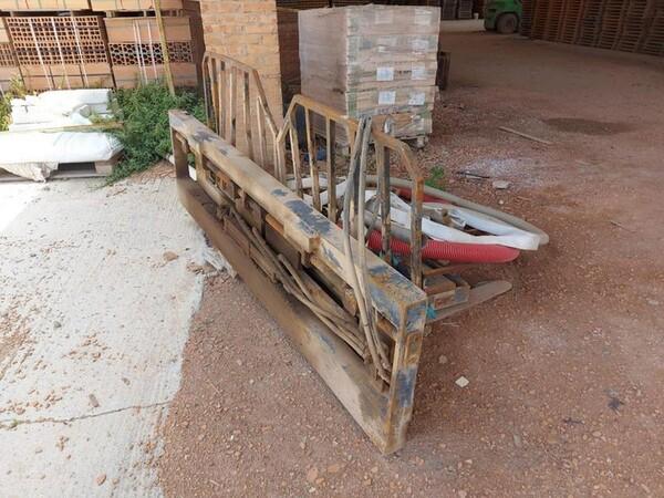 6#5783 Muletto CESAB compreso di forca in vendita - foto 9