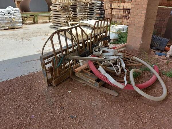 6#5783 Muletto CESAB compreso di forca in vendita - foto 11