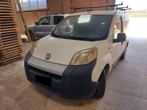 9#5783 Autocarro Fiat Fiorino in vendita - foto 1