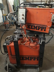 Kemppi wire welders and self-centering spindle - Auction 5788