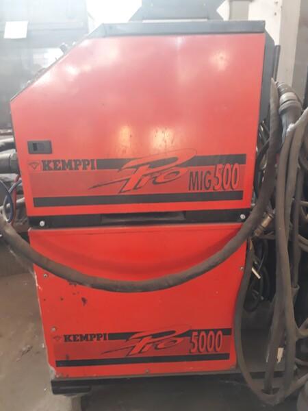 3#5788 Saldatrice a filo Kemppi Pro 5000 in vendita - foto 2