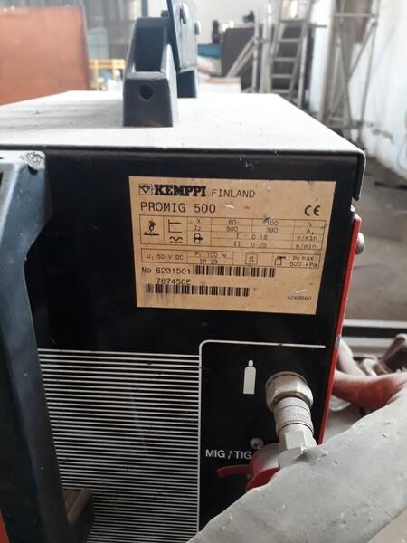 3#5788 Saldatrice a filo Kemppi Pro 5000 in vendita - foto 3