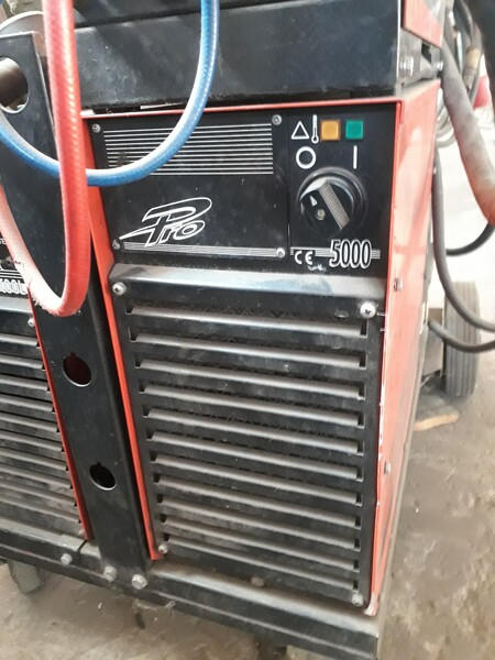 3#5788 Saldatrice a filo Kemppi Pro 5000 in vendita - foto 4