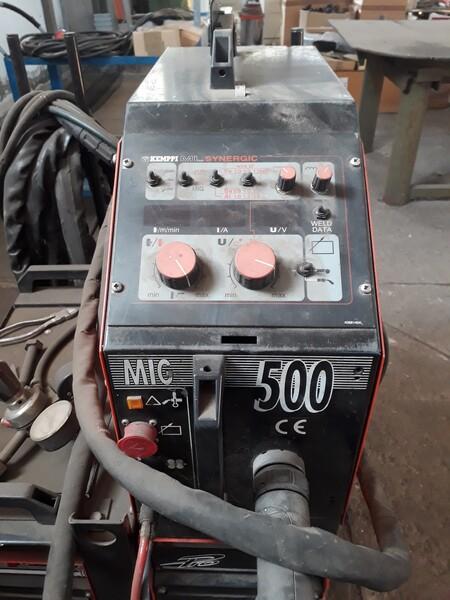 3#5788 Saldatrice a filo Kemppi Pro 5000 in vendita - foto 5