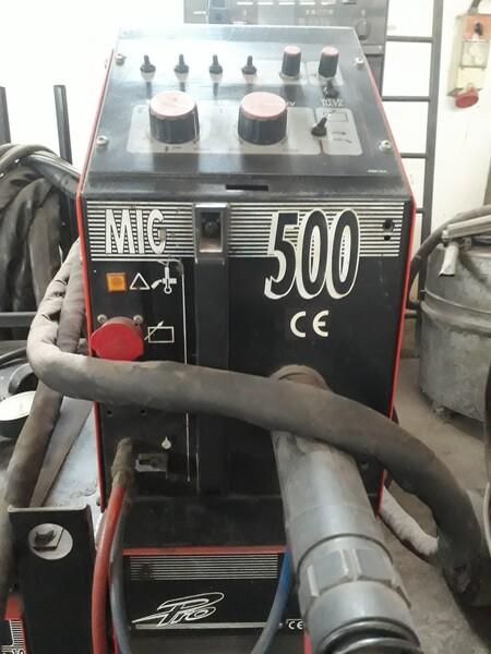3#5788 Saldatrice a filo Kemppi Pro 5000 in vendita - foto 15