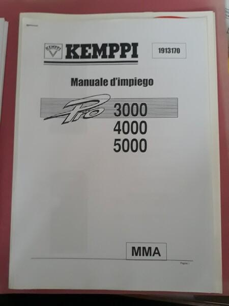 3#5788 Saldatrice a filo Kemppi Pro 5000 in vendita - foto 24