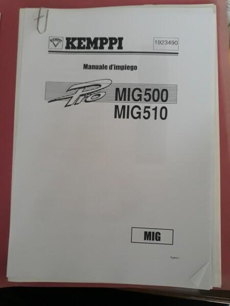 3#5788 Saldatrice a filo Kemppi Pro 5000 in vendita - foto 26
