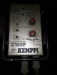 Saldatrice a filo Kemppi PS 5000 - Lotto 4 (Asta 5788)