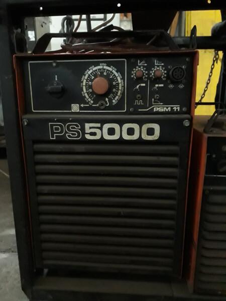 4#5788 Saldatrice a filo Kemppi PS 5000 in vendita - foto 7