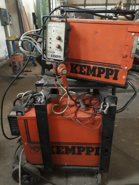 4#5788 Saldatrice a filo Kemppi PS 5000 in vendita - foto 10