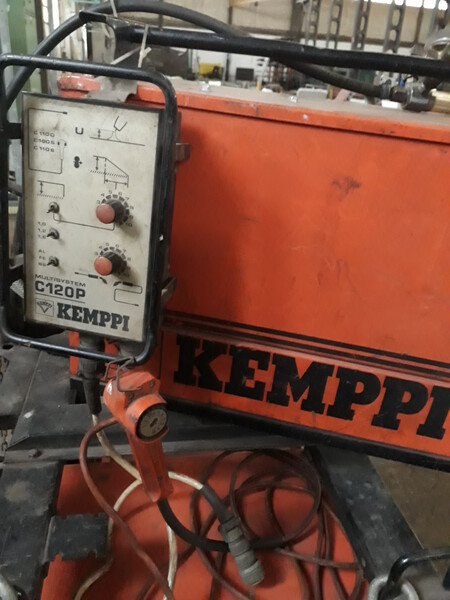 4#5788 Saldatrice a filo Kemppi PS 5000 in vendita - foto 12