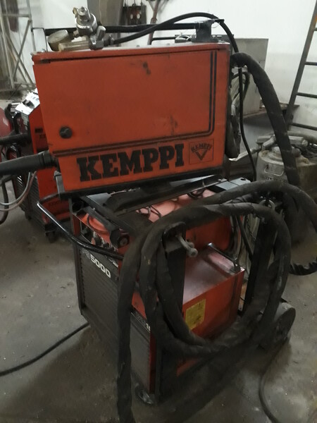 4#5788 Saldatrice a filo Kemppi PS 5000 in vendita - foto 14