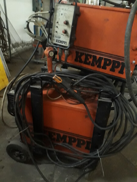 4#5788 Saldatrice a filo Kemppi PS 5000 in vendita - foto 24