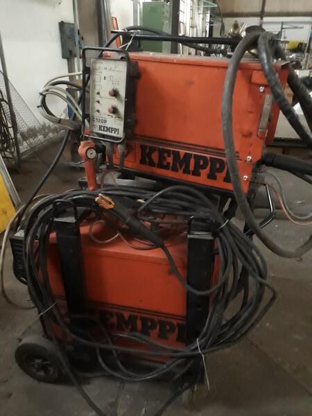 4#5788 Saldatrice a filo Kemppi PS 5000 in vendita - foto 25