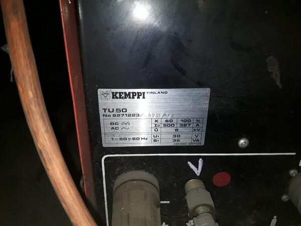 4#5788 Saldatrice a filo Kemppi PS 5000 in vendita - foto 33