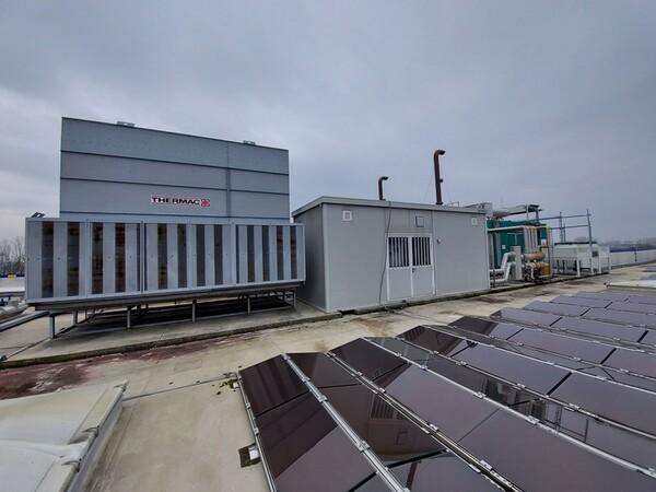 1#5793 Impianto di trigenerazione da fonti rinnovabili in vendita - foto 1