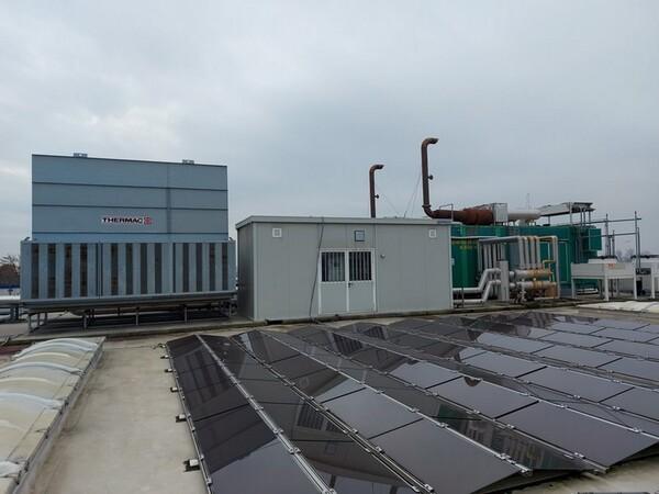 1#5793 Impianto di trigenerazione da fonti rinnovabili in vendita - foto 17
