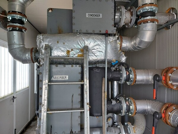 1#5793 Impianto di trigenerazione da fonti rinnovabili in vendita - foto 29