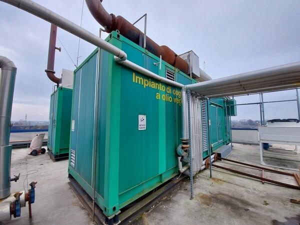 1#5793 Impianto di trigenerazione da fonti rinnovabili in vendita - foto 30