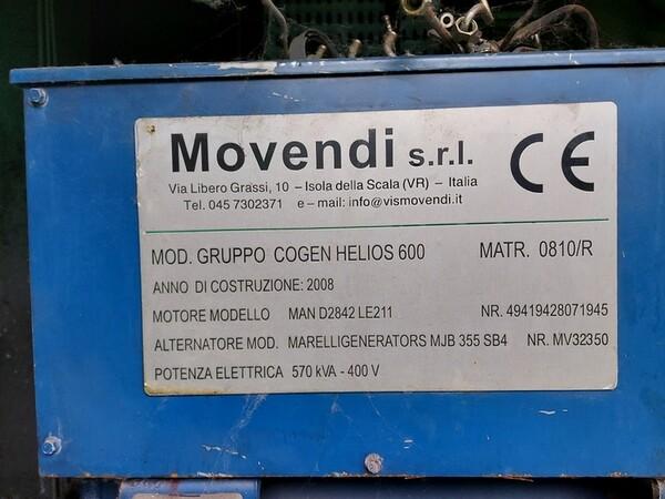 1#5793 Impianto di trigenerazione da fonti rinnovabili in vendita - foto 45