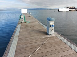 Pontoons and port accommodation facility equipment - Lot 1 (Auction 5794)
