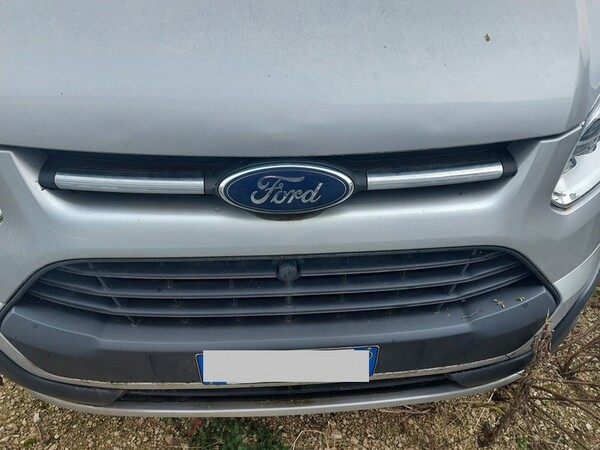 1#5799 Autovettura Ford Transit Custom in vendita - foto 3