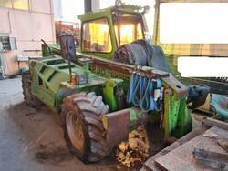 Merlo operating machine - Lot 2 (Auction 5800)