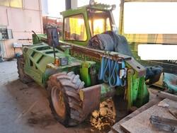 Merlo operating machine - Lote 2 (Subasta 5800)