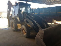 Terna Caterpillar 428 C - Lotto 1 (Asta 5802)