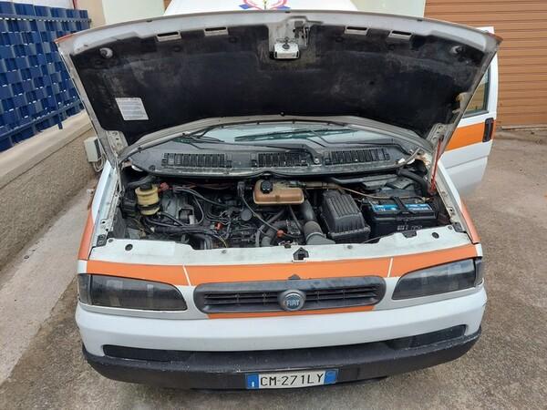 5#5804 Autoambulanza Fiat Scudo in vendita - foto 2