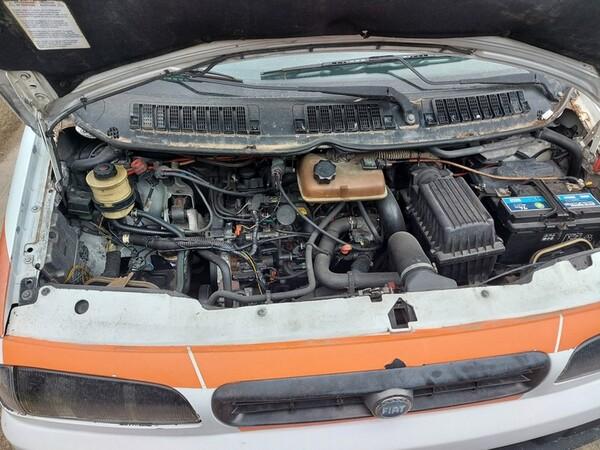 5#5804 Autoambulanza Fiat Scudo in vendita - foto 3