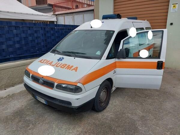 5#5804 Autoambulanza Fiat Scudo in vendita - foto 5