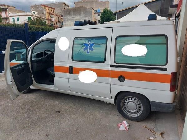 5#5804 Autoambulanza Fiat Scudo in vendita - foto 6