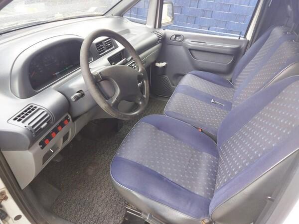 5#5804 Autoambulanza Fiat Scudo in vendita - foto 8