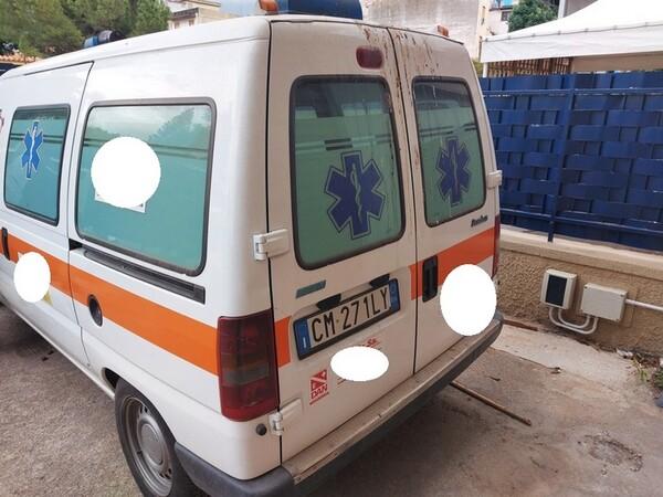 5#5804 Autoambulanza Fiat Scudo in vendita - foto 16