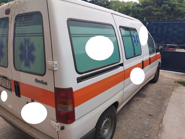 5#5804 Autoambulanza Fiat Scudo in vendita - foto 19