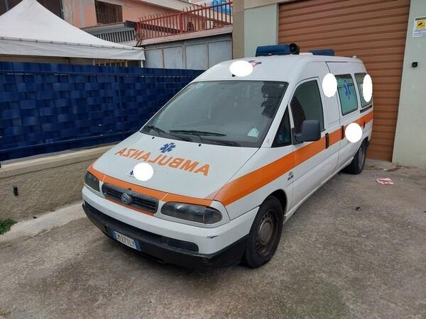 5#5804 Autoambulanza Fiat Scudo in vendita - foto 20