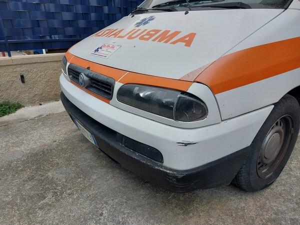 5#5804 Autoambulanza Fiat Scudo in vendita - foto 21
